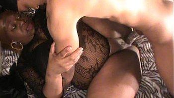 black lesbian maid
