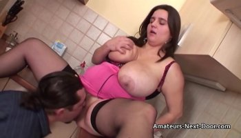 girl gets fucked by 5 guys